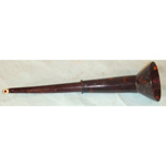 picture shows telescopic 2 pc ear trumpet
