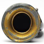 horn view of ear trumpet