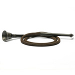 picture shows con tube ear trumpet