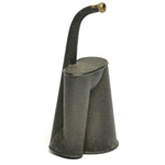 picture shows folded ear trumpet