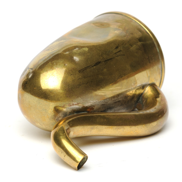 picture shows london dome ear trumpet @ EarTrumpets.co.uk