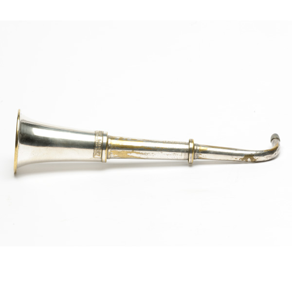 picture shows telescopic 3pc + ear trumpet @ EarTrumpets.co.uk