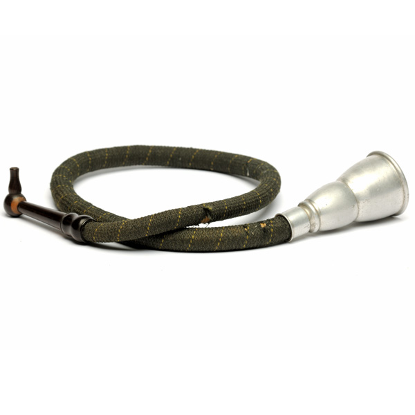 picture shows con tube - taper ear trumpet @ EarTrumpets.co.uk