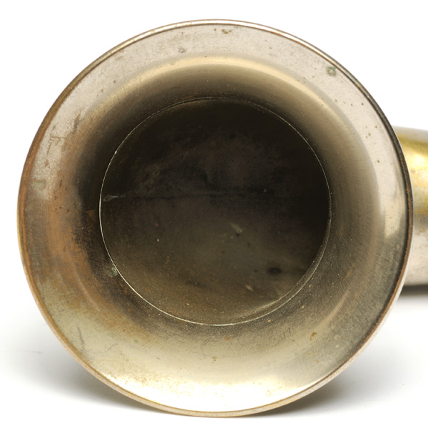 picture shows telescopic 2 pc ear trumpet @ EarTrumpets.co.uk